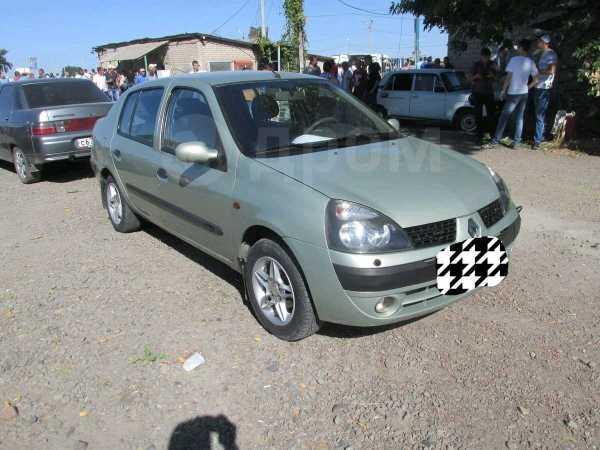 Renault Symbol, 2002 год, 165 000 руб.