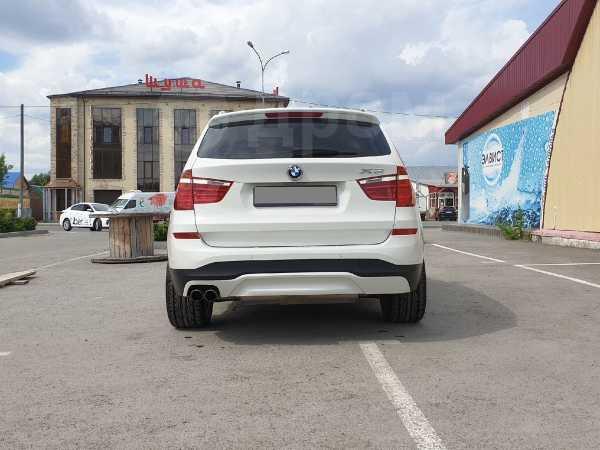 BMW X3, 2015 год, 1 900 000 руб.