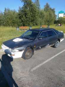 Ханты-Мансийск Carina II 1988