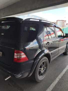 Екатеринбург M-Class 2001