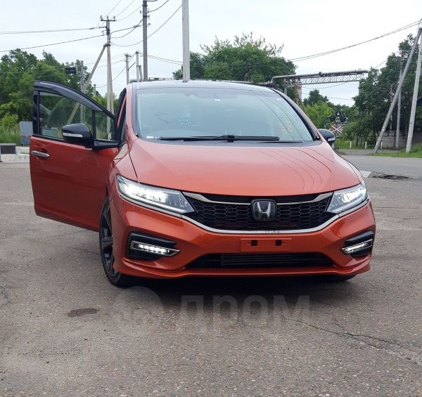 Honda Jade, 2018 год, 1 325 000 руб.