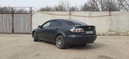 Заволжье Mazda6 2005