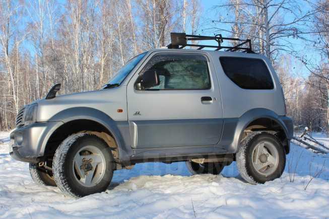 Suzuki Jimny Wide, 1998 год, 200 000 руб.