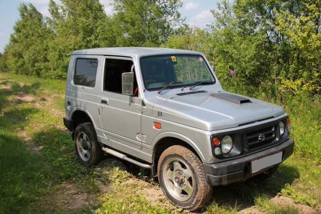 Suzuki Jimny, 1996 год, 220 000 руб.