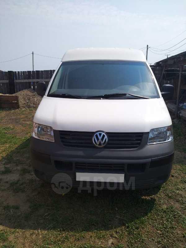 Volkswagen Transporter, 2007 год, 670 000 руб.