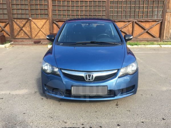 Honda Civic, 2010 год, 430 000 руб.