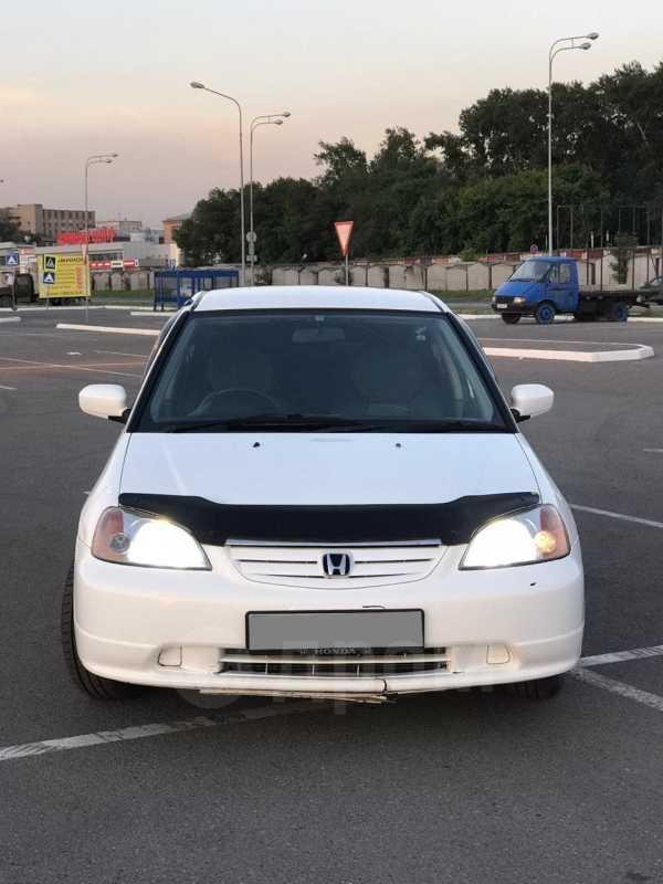 Honda Civic Ferio, 2002 год, 230 000 руб.