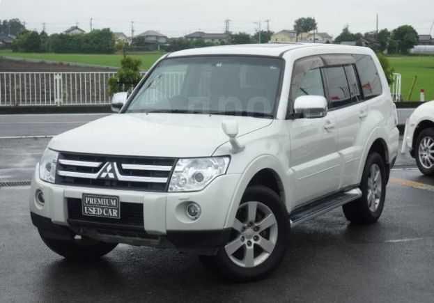 Mitsubishi Pajero, 2007 год, 590 000 руб.