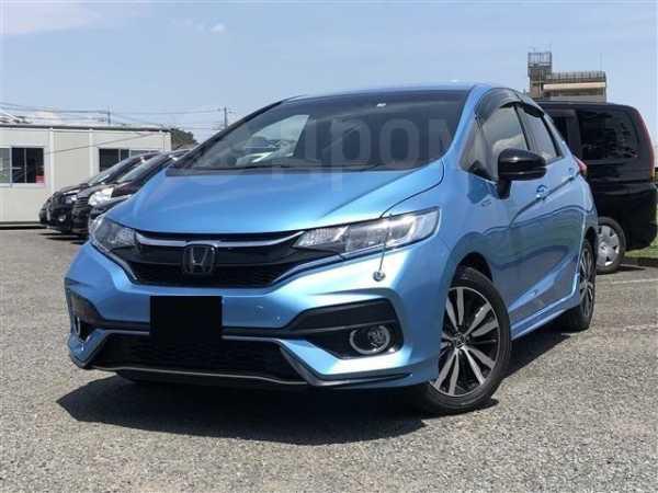 Honda Fit, 2018 год, 525 000 руб.