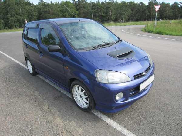 Daihatsu YRV, 2002 год, 270 000 руб.