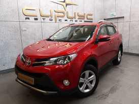 Красноярск Toyota RAV4 2014