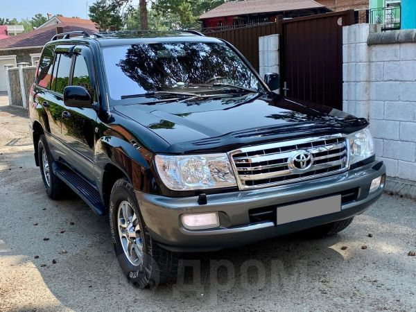 Toyota Land Cruiser, 2006 год, 1 430 000 руб.