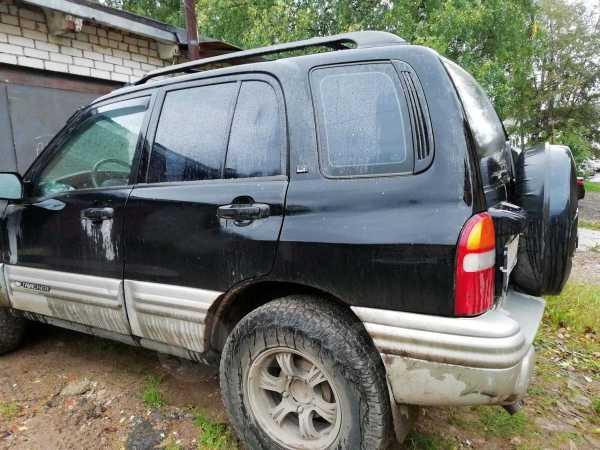 Chevrolet Tracker, 2001 год, 330 000 руб.