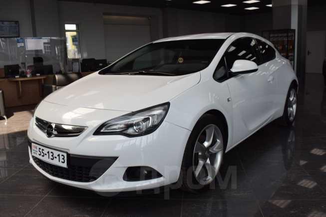 Opel Astra GTC, 2014 год, 575 000 руб.