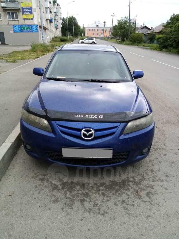 Mazda Mazda6, 2005 год, 210 000 руб.