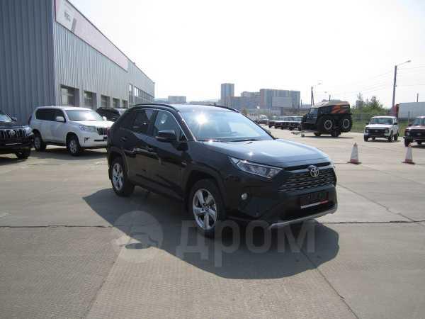 Toyota RAV4, 2020 год, 2 316 000 руб.