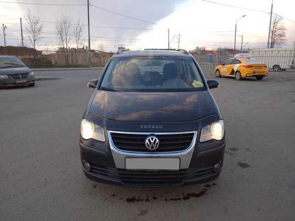 Volkswagen Touran, 2007 год, 310 000 руб.