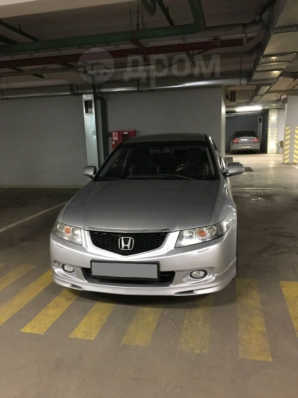 Honda Accord, 2003 год, 430 000 руб.