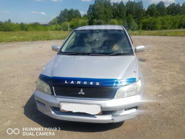 Mitsubishi Lancer, 2001 год, 175 000 руб.
