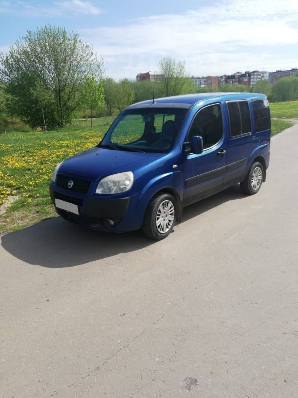 Fiat Doblo, 2006 год, 250 000 руб.