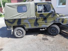 Екатеринбург ЛуАЗ 1988