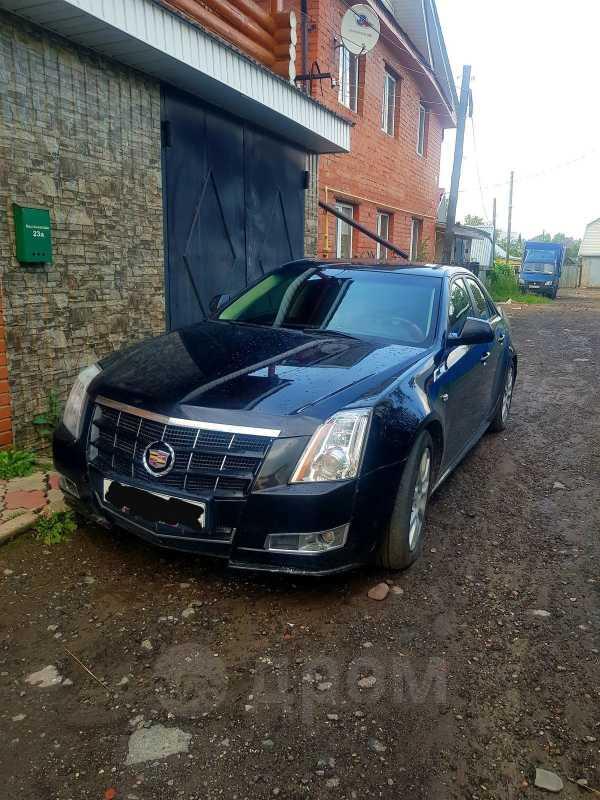 Cadillac CTS, 2011 год, 400 000 руб.