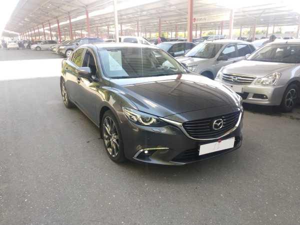 Mazda Mazda6, 2018 год, 1 499 000 руб.