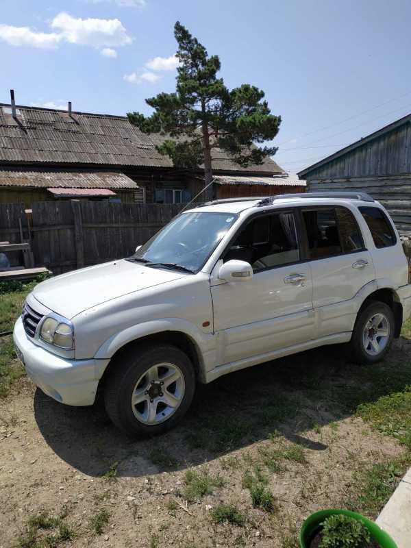 Suzuki Escudo, 2002 год, 380 000 руб.