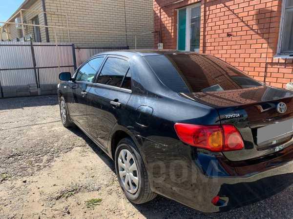 Toyota Corolla, 2009 год, 599 000 руб.