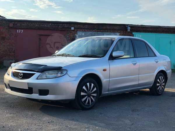 Mazda Familia, 2003 год, 175 000 руб.