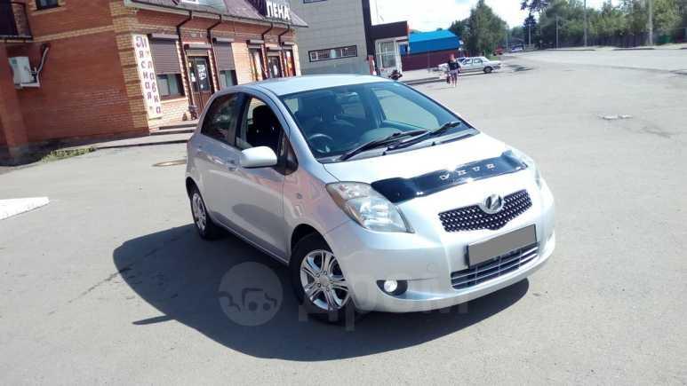 Toyota Vitz, 2007 год, 387 000 руб.