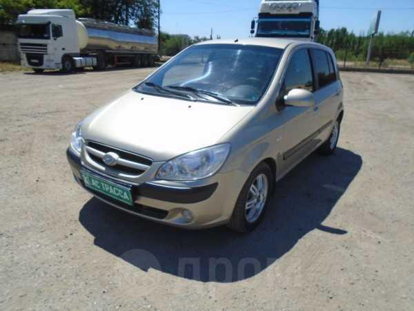 Hyundai Getz, 2007 год, 339 000 руб.