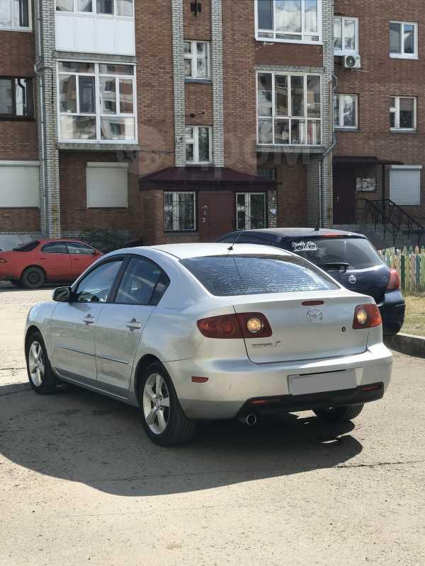 Mazda Mazda3, 2003 год, 300 000 руб.