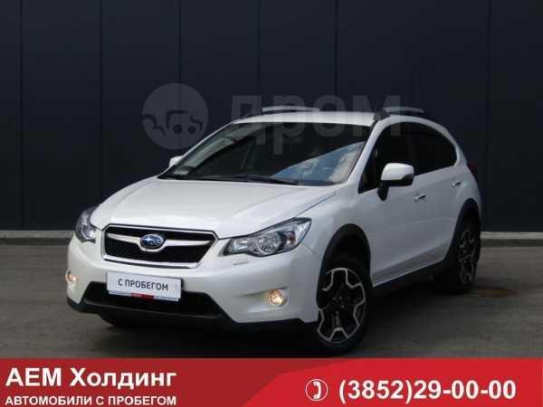Subaru XV, 2014 год, 1 010 000 руб.