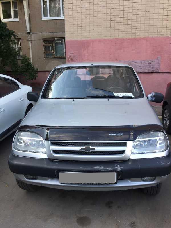 Chevrolet Niva, 2005 год, 145 000 руб.