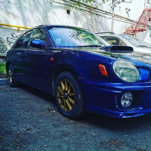 Subaru Impreza, 2000 год, 125 000 руб.