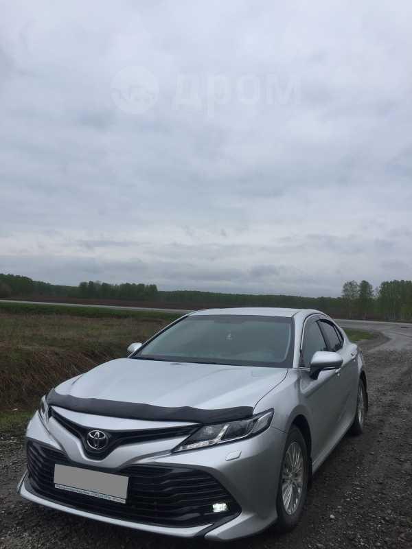 Toyota Camry, 2019 год, 1 860 000 руб.