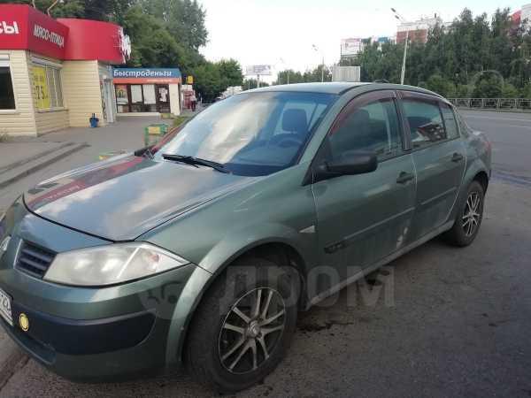 Renault Megane, 2004 год, 222 000 руб.