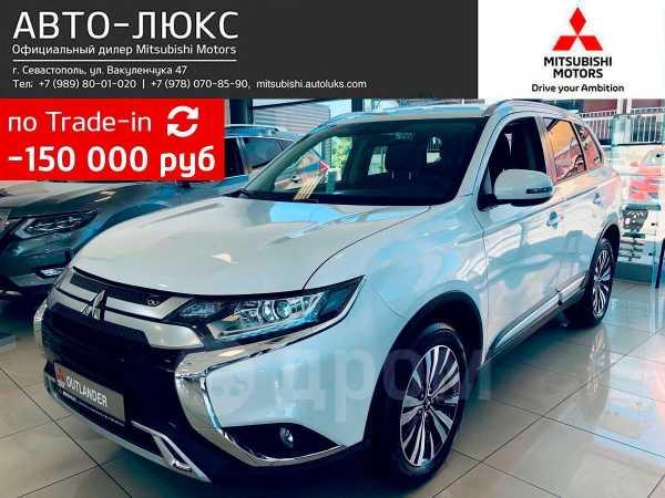 Mitsubishi Outlander, 2020 год, 2 130 500 руб.