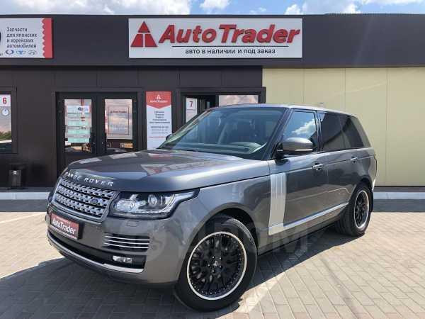 Land Rover Range Rover, 2014 год, 3 399 000 руб.