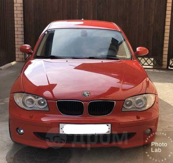 BMW 1-Series, 2005 год, 399 999 руб.