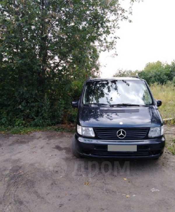 Mercedes-Benz V-Class, 2002 год, 480 000 руб.