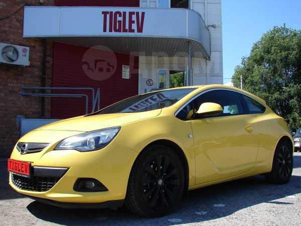 Opel Astra GTC, 2013 год, 575 000 руб.