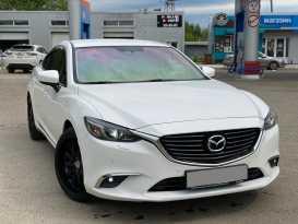 Комсомольск-на-Амуре Mazda6 2018