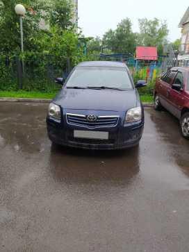 Красноярск Avensis 2008