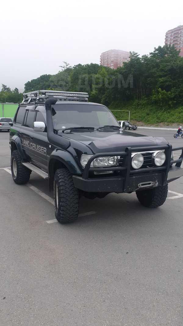 Toyota Land Cruiser, 1997 год, 1 999 999 руб.