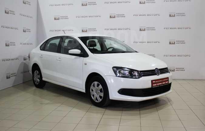 Volkswagen Polo, 2014 год, 484 900 руб.