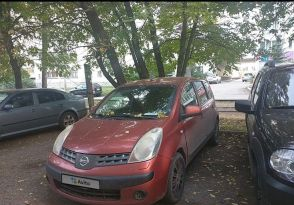 Уфа Nissan Note 2006
