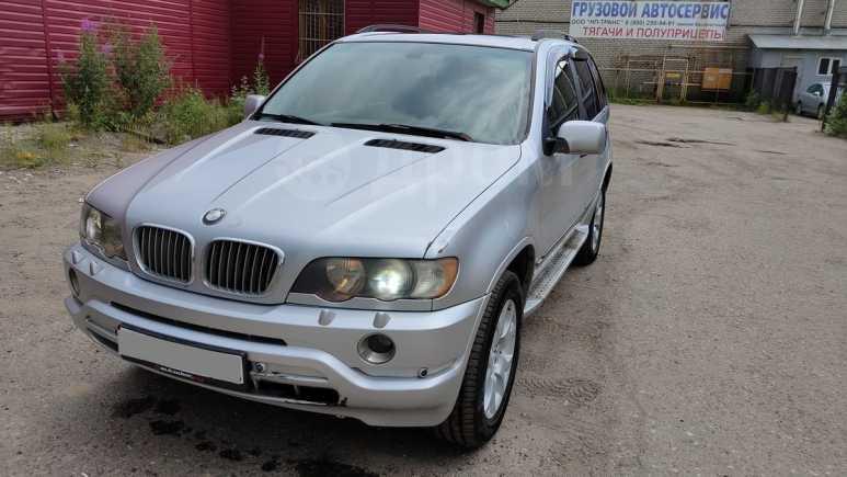 BMW X5, 2001 год, 430 000 руб.