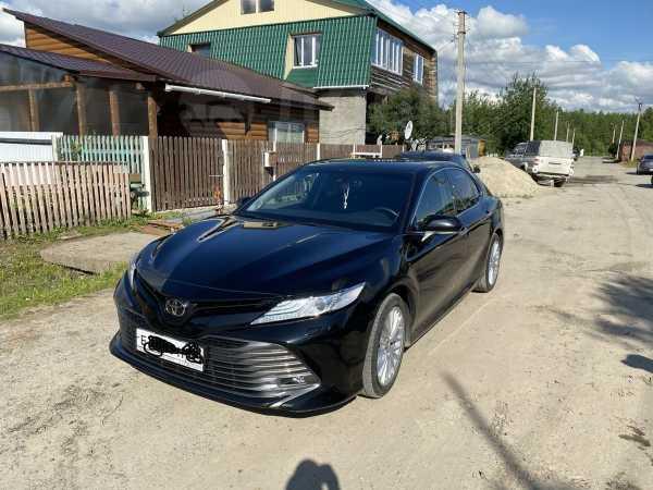 Toyota Camry, 2018 год, 1 950 000 руб.